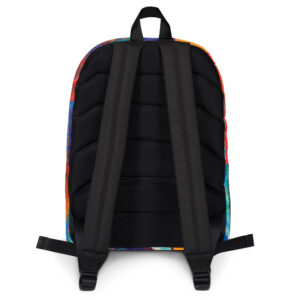 Abstract Backpack #1
